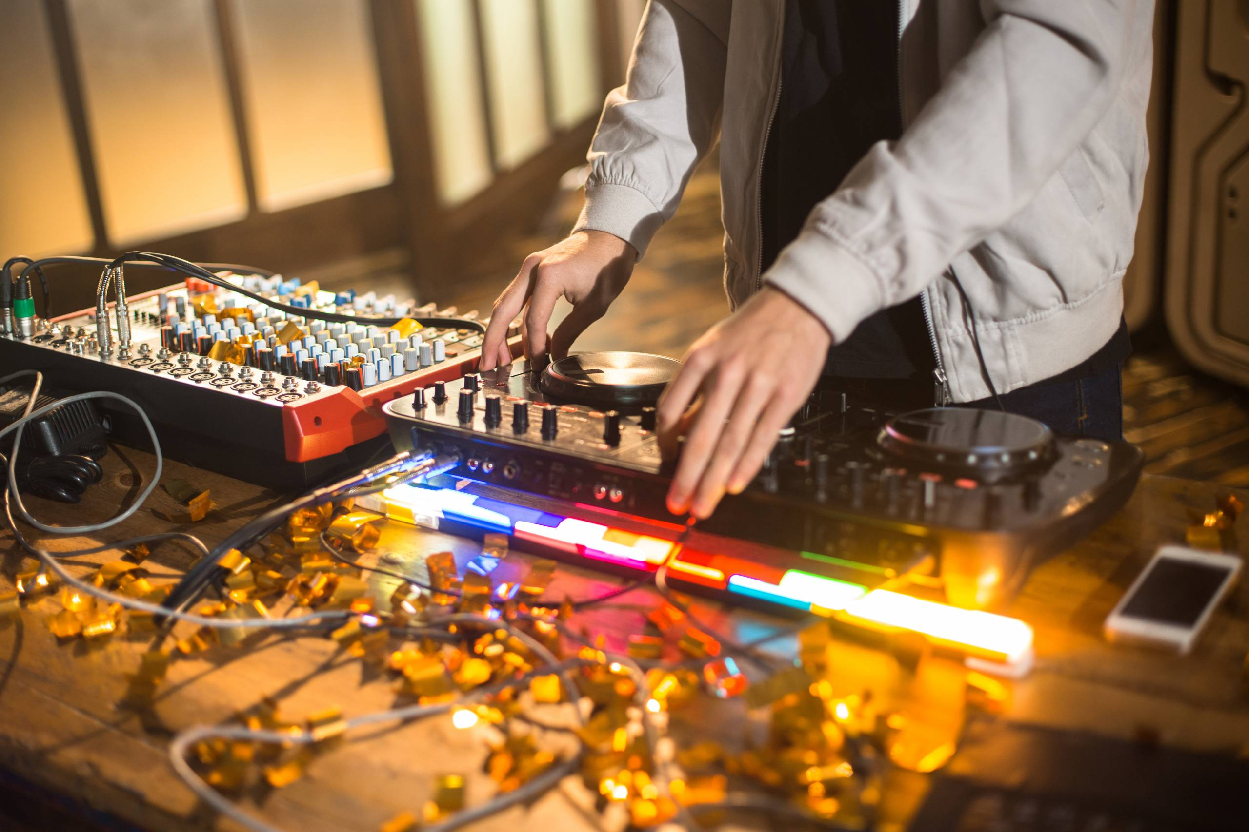 House Music and Brunch with Portland Based DJ Pirate Rabbits